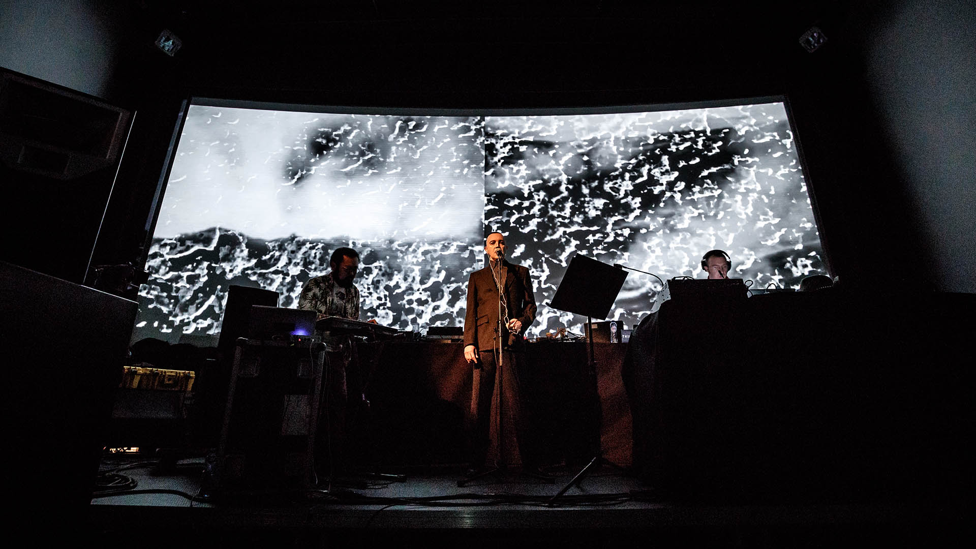 Dekmantel Festival // Shackleton & Ernesto Tomasini (live)